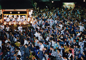 image Gujo Odori Dance Performance