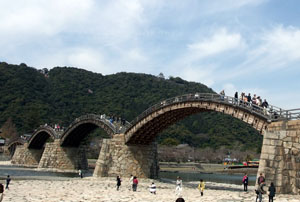 image Kintai-kyo Bridge