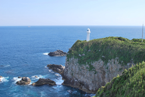 image Ashizuri lighthouse
