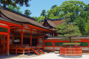 image Kashii-gu Shrine
