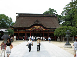 image Dazaifu Tenman-gu Shrine