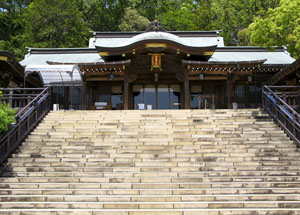 image Suwa Shrine