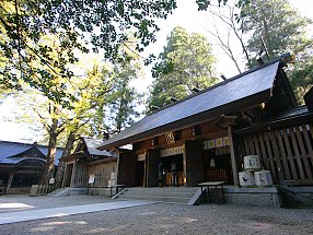 image Amano-iwato Shrine