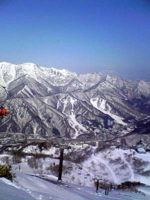 Naeba Ski Resort